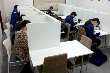 2階自習室